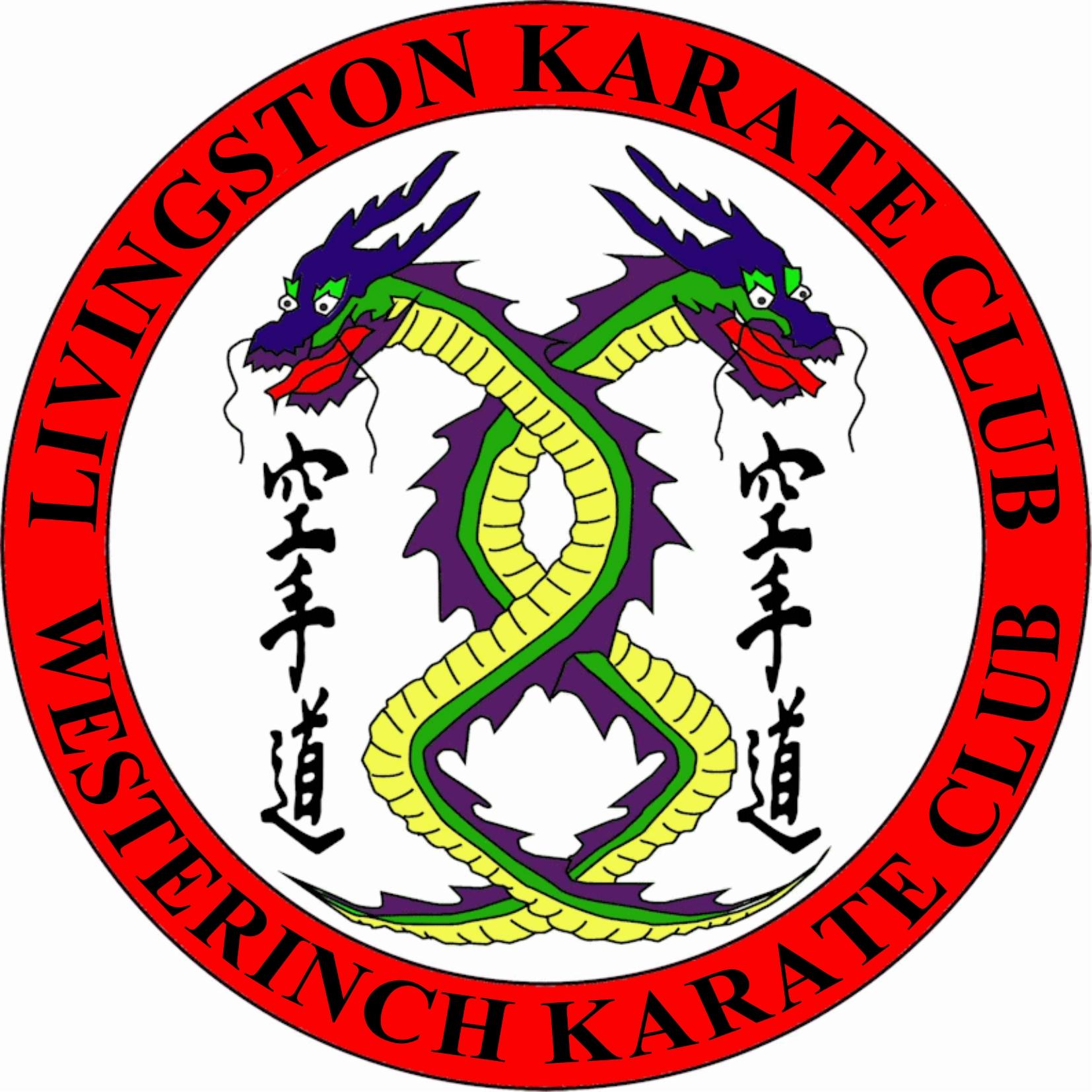 Livingston Karate Club Logo